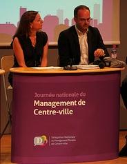 7e journ e nationale du management de centre ville au for Salon du management
