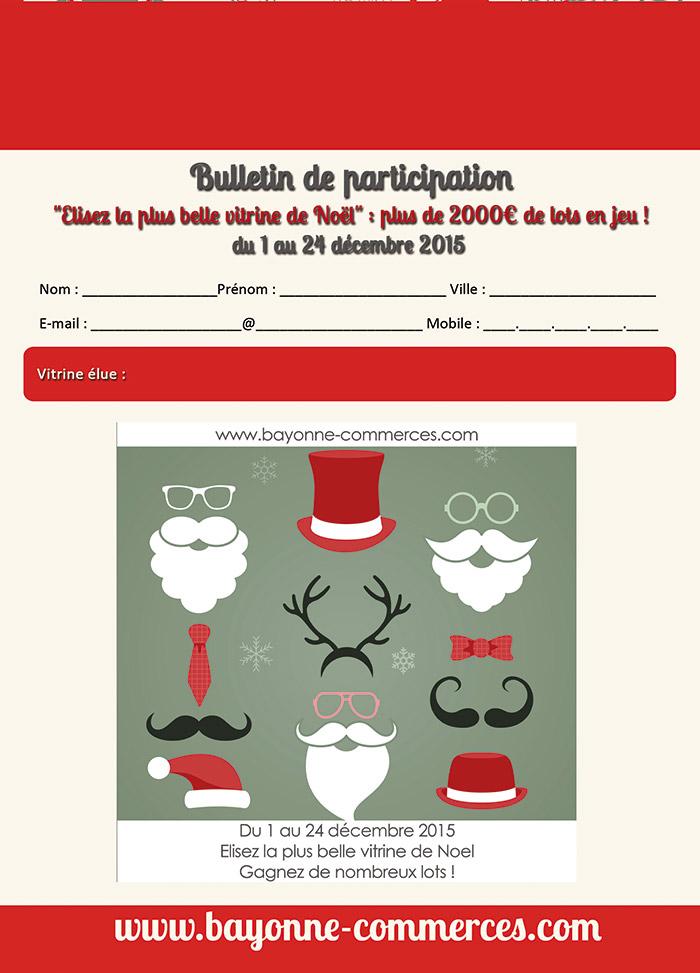 Bayonne concours de no l activit s nordiques et week ends th matiques - Office de commerce bayonne ...