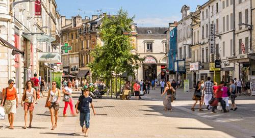 Centre Ville En Mouvement Reims