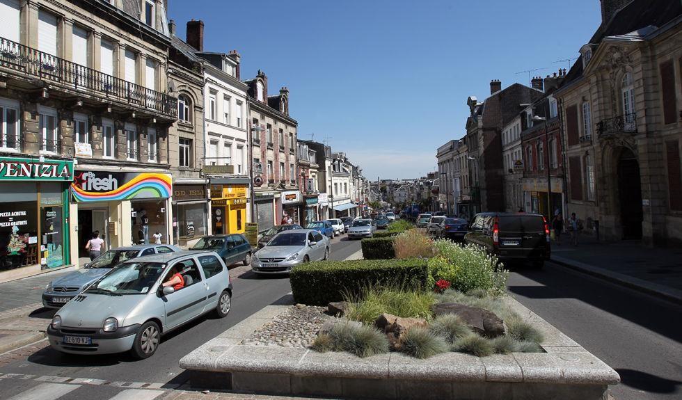 Saint quentin un centre ville une multitude de projets
