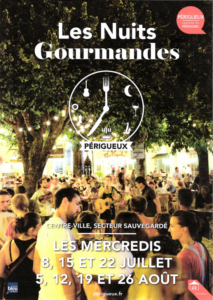 nuits gourmandes