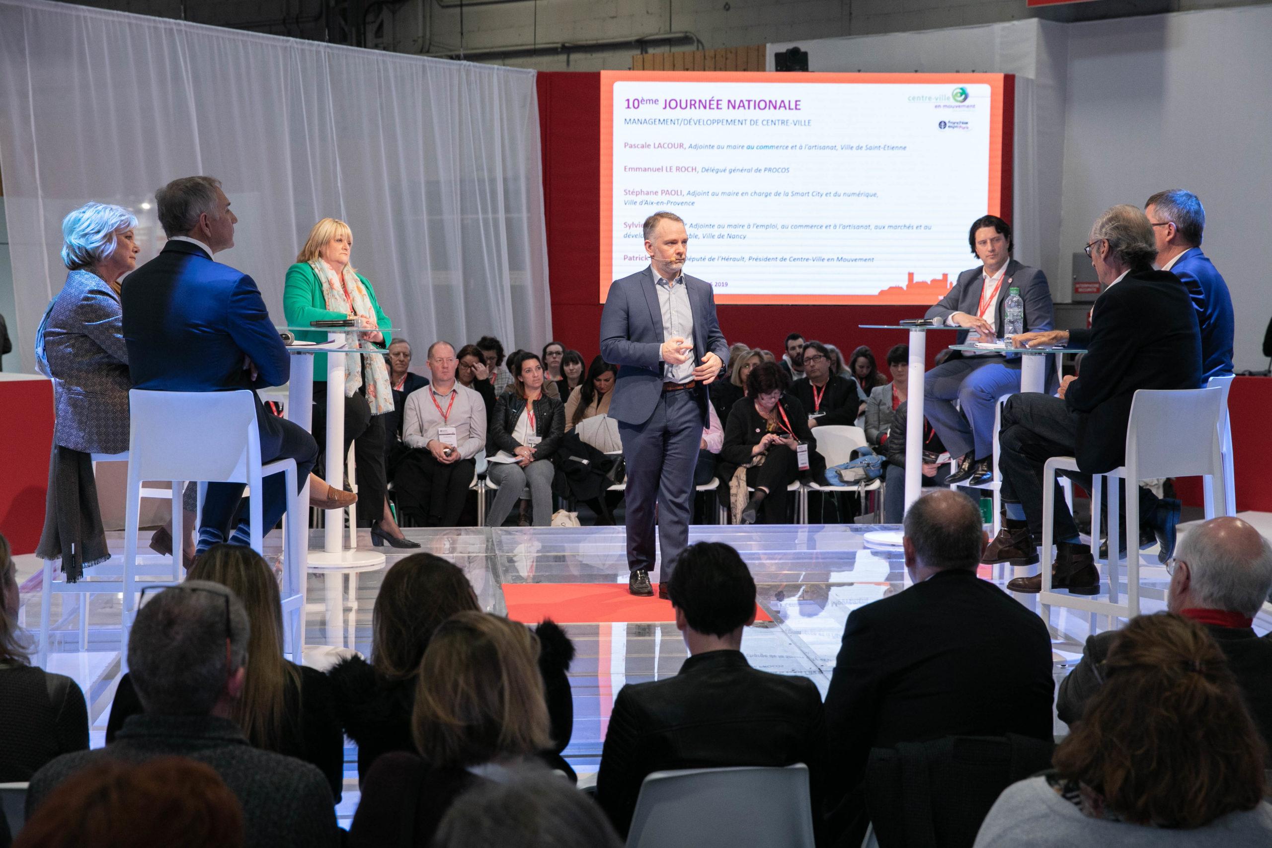 Retour 10ème Journée Nationale Management/Développement de Centre-Ville