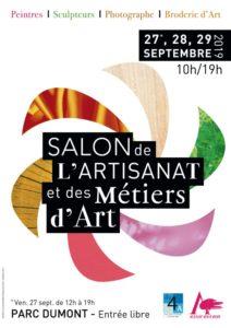 Salon de l'Artisanat et des Métiers d'Art à Aulnay-sous-Bois